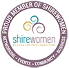 ShireWomen Members Sticker